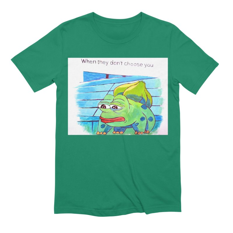 """pepesaur Men's Extra Soft T-Shirt by Art Prints by Seama available under """"Home"""""""