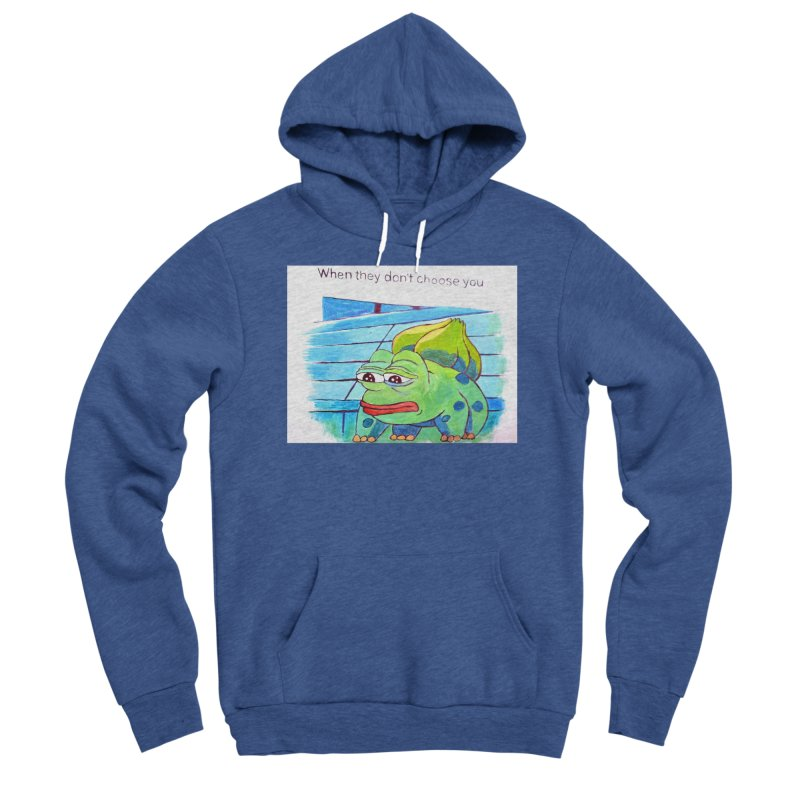 """pepesaur Men's Sponge Fleece Pullover Hoody by Art Prints by Seama available under """"Home"""""""