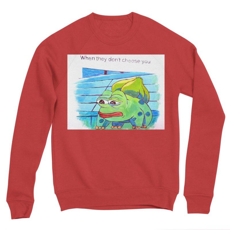 "pepesaur Men's Sponge Fleece Sweatshirt by Art Prints by Seama available under ""Home"""