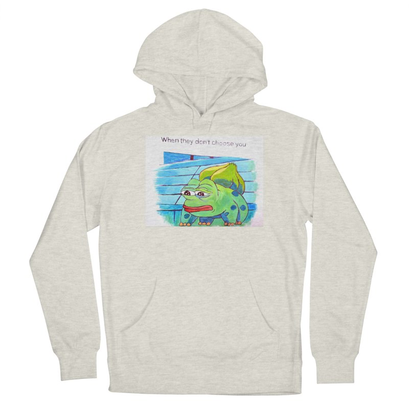 """pepesaur Men's French Terry Pullover Hoody by Art Prints by Seama available under """"Home"""""""