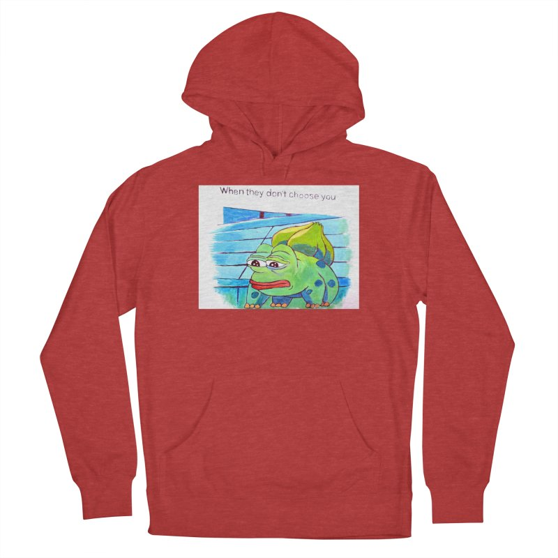 """pepesaur Women's French Terry Pullover Hoody by Art Prints by Seama available under """"Home"""""""