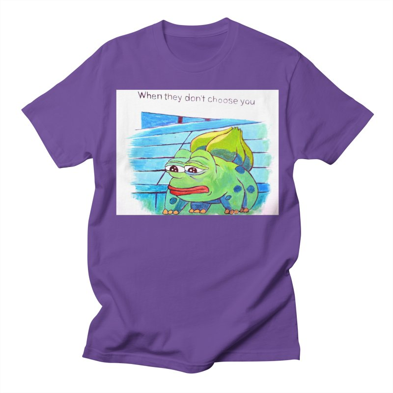 """pepesaur Women's Regular Unisex T-Shirt by Art Prints by Seama available under """"Home"""""""
