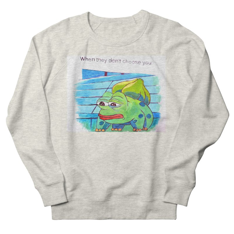"""pepesaur Men's French Terry Sweatshirt by Art Prints by Seama available under """"Home"""""""
