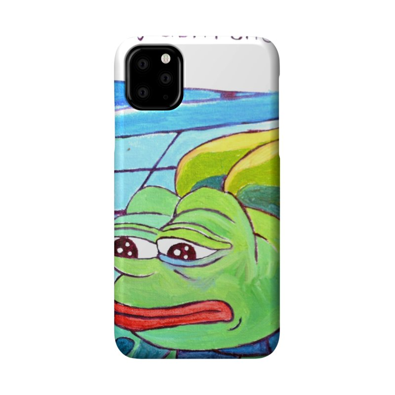 """pepesaur Accessories Phone Case by Art Prints by Seama available under """"Home"""""""