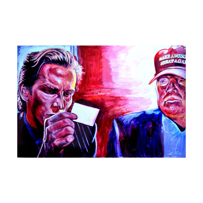 """american psycho by Art Prints by Seama available under """"Home"""""""