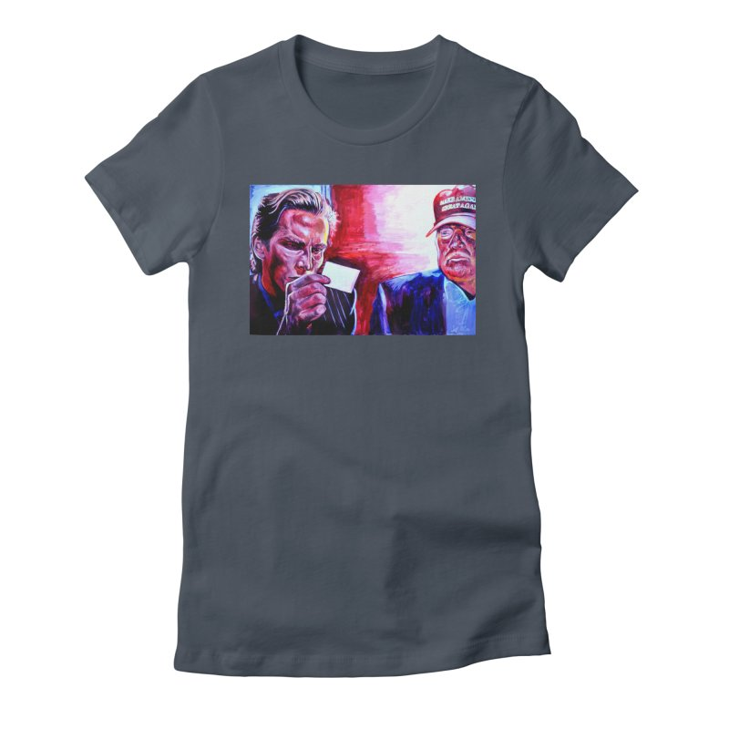 """american psycho Women's T-Shirt by Art Prints by Seama available under """"Home"""""""