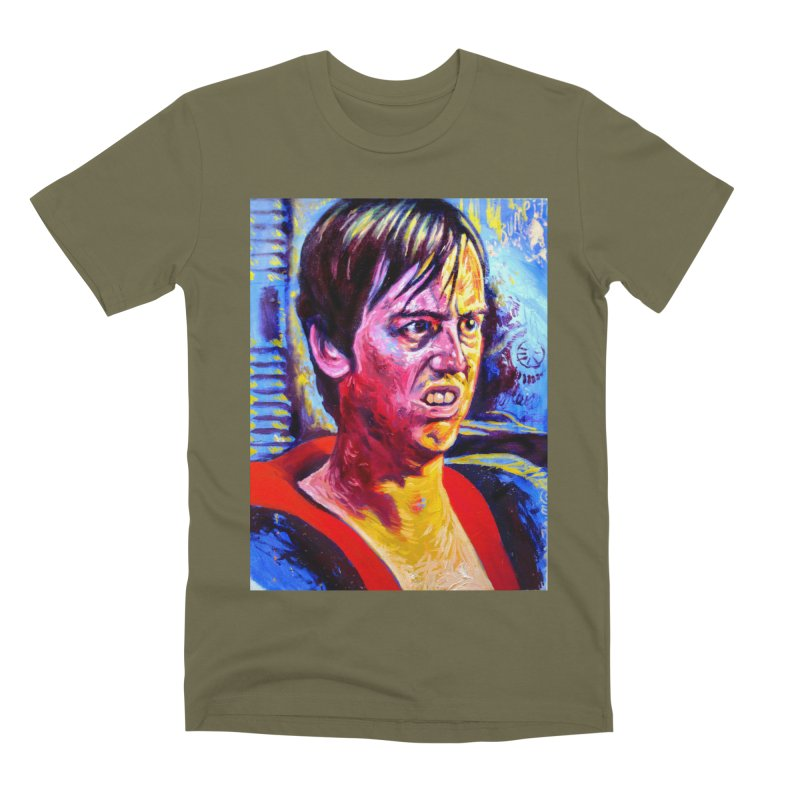 """bump it Men's Premium T-Shirt by Art Prints by Seama available under """"Home"""""""