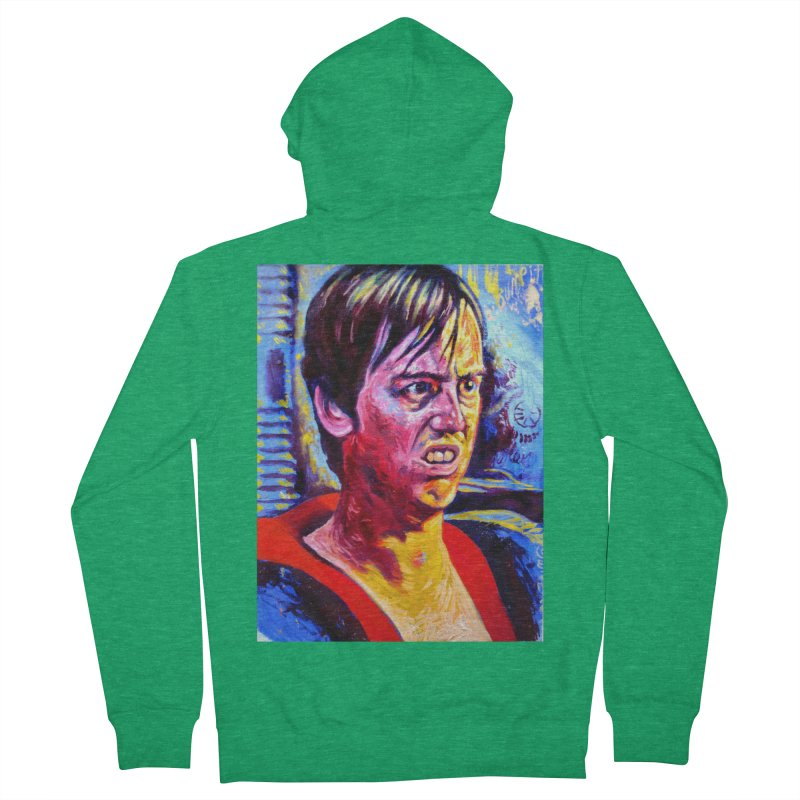 """bump it Women's French Terry Zip-Up Hoody by Art Prints by Seama available under """"Home"""""""