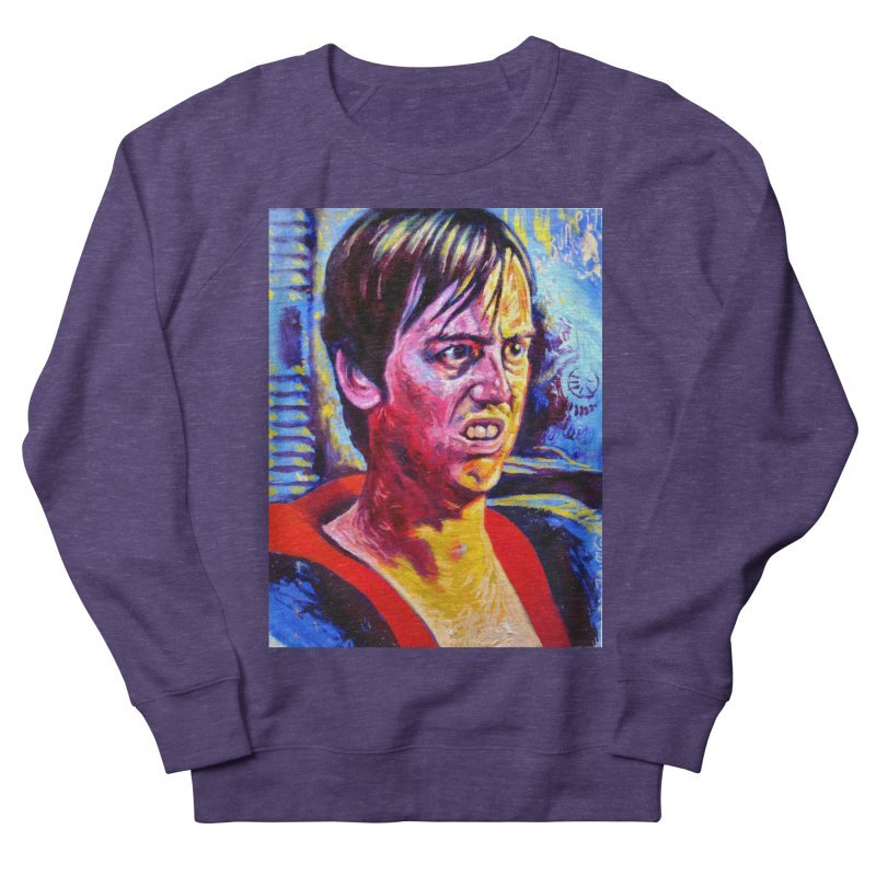 """bump it Women's French Terry Sweatshirt by Art Prints by Seama available under """"Home"""""""