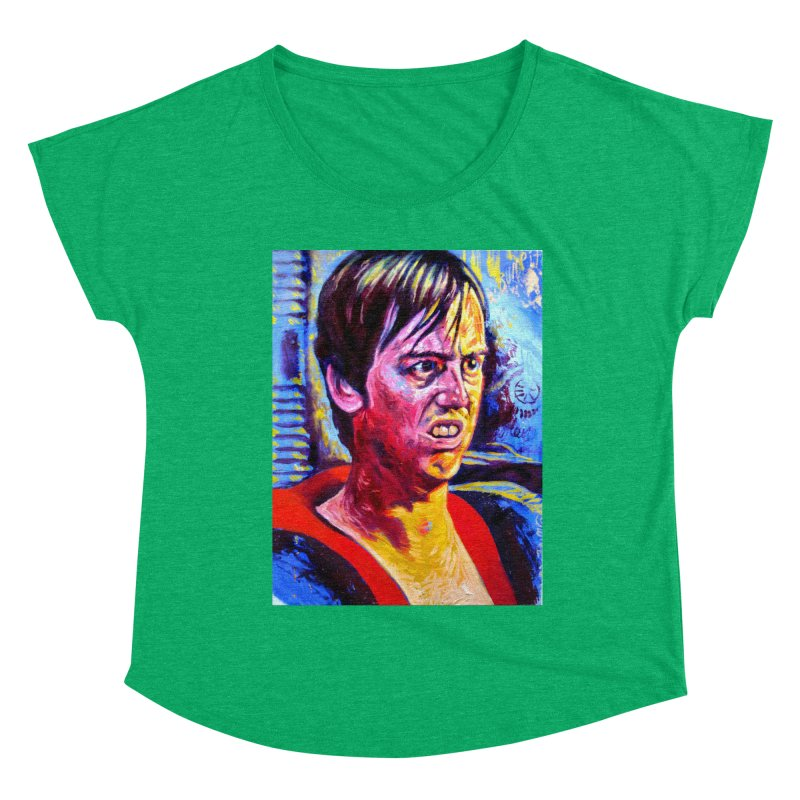 """bump it Women's Dolman Scoop Neck by Art Prints by Seama available under """"Home"""""""