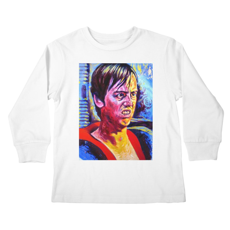 """bump it Kids Longsleeve T-Shirt by Art Prints by Seama available under """"Home"""""""