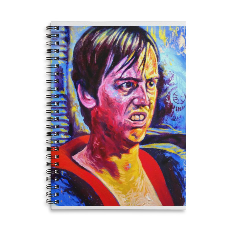 """bump it Accessories Lined Spiral Notebook by Art Prints by Seama available under """"Home"""""""