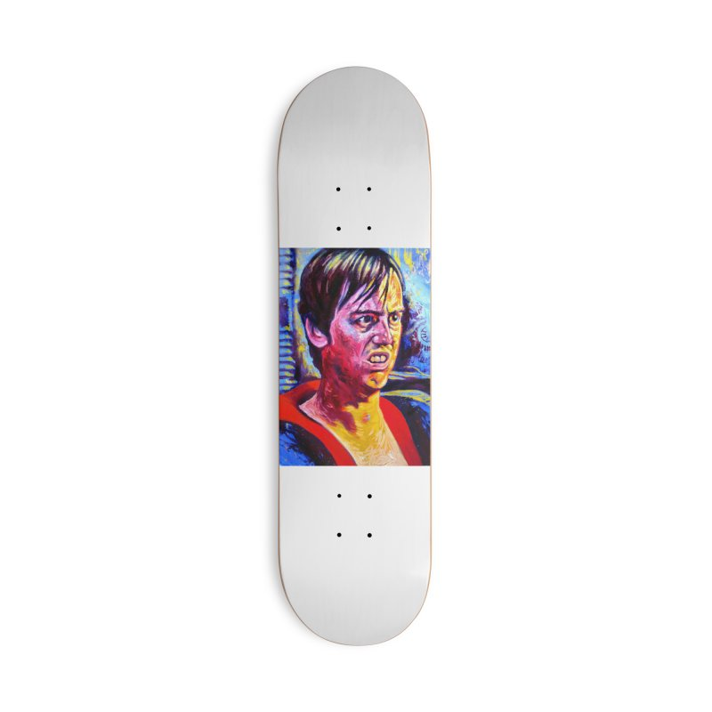 """bump it Accessories Deck Only Skateboard by Art Prints by Seama available under """"Home"""""""