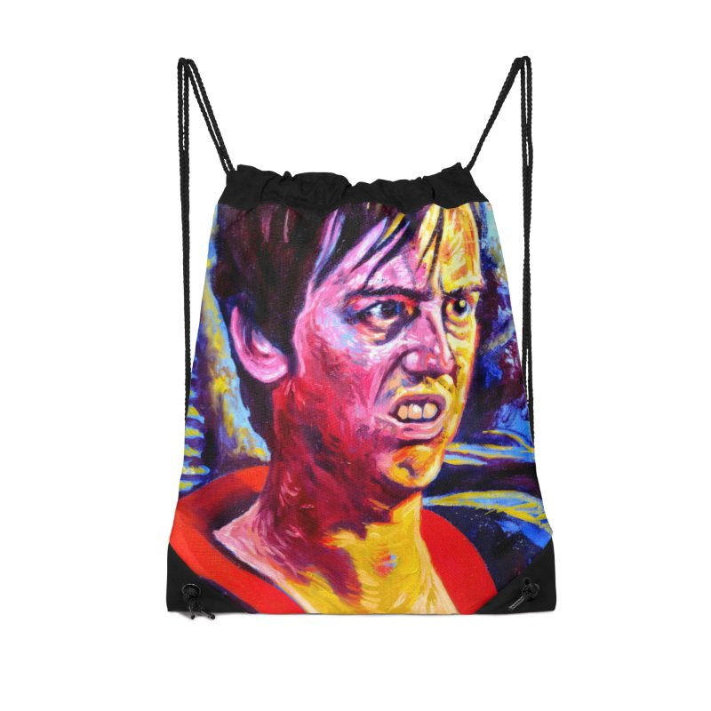"""bump it Accessories Drawstring Bag Bag by Art Prints by Seama available under """"Home"""""""