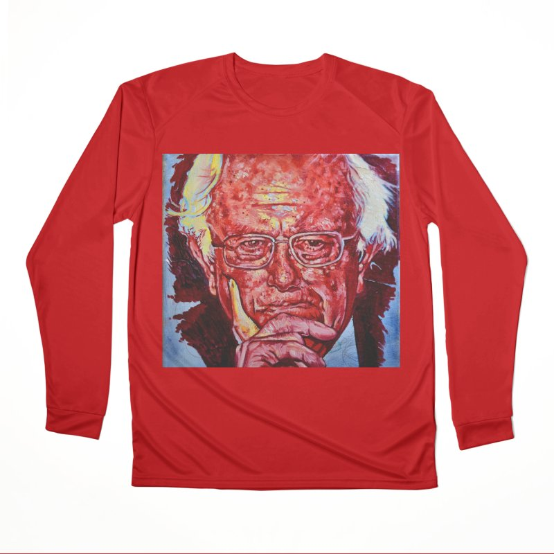 "bern Men's Performance Longsleeve T-Shirt by Art Prints by Seama available under ""Home"""