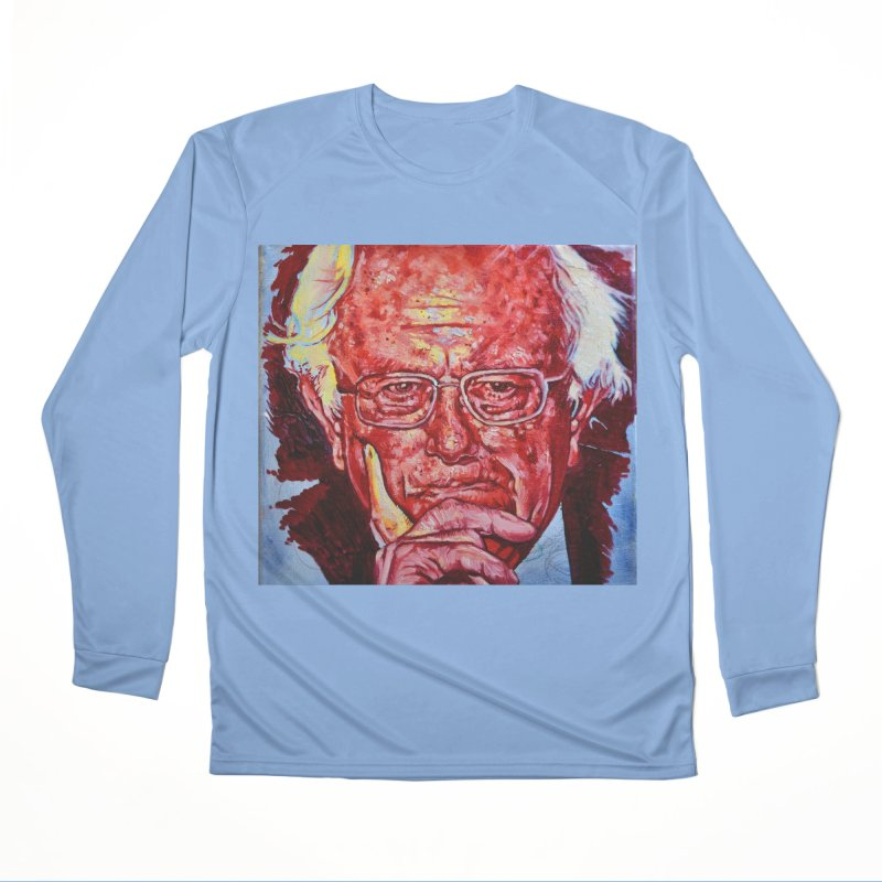 "bern Women's Performance Unisex Longsleeve T-Shirt by Art Prints by Seama available under ""Home"""