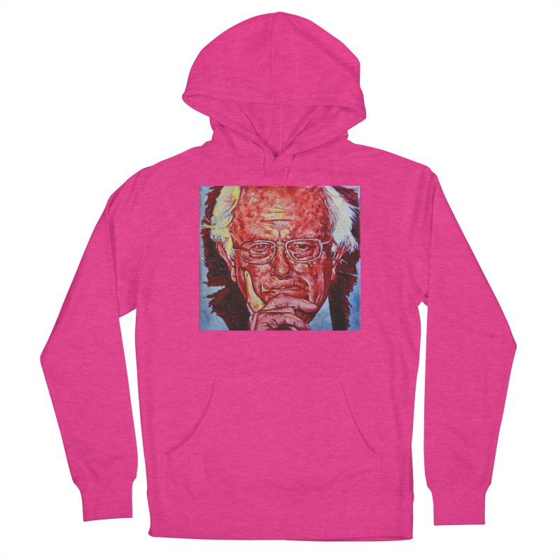 """bern Men's French Terry Pullover Hoody by Art Prints by Seama available under """"Home"""""""