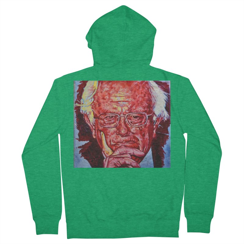 """bern Women's French Terry Zip-Up Hoody by Art Prints by Seama available under """"Home"""""""
