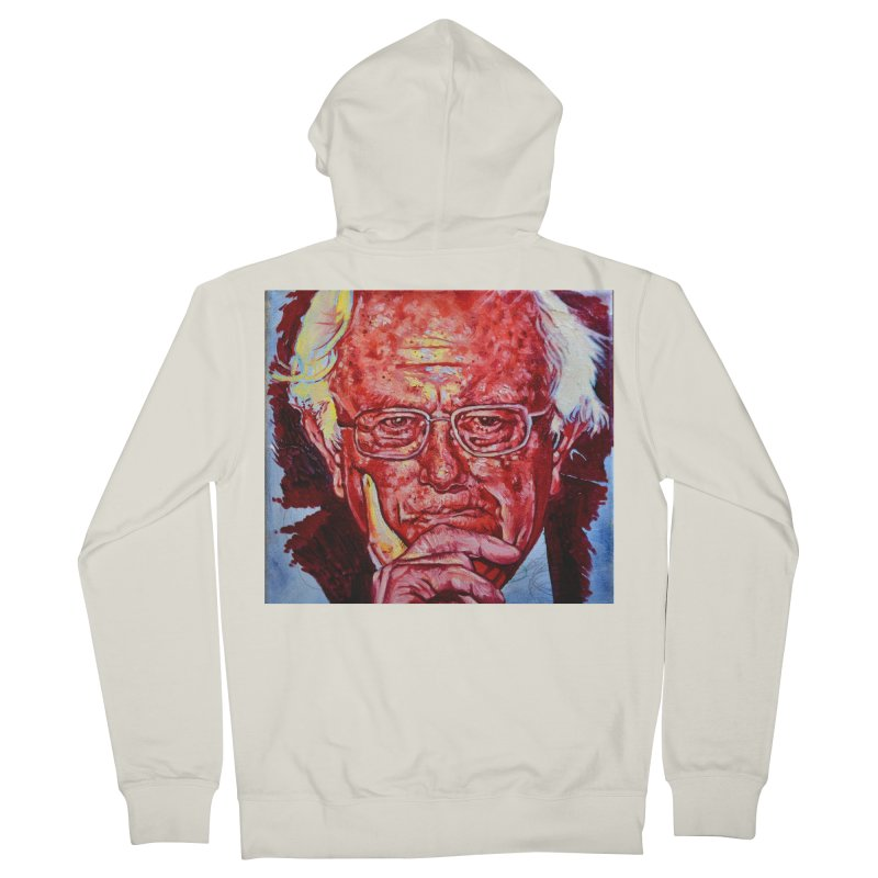 """bern Men's French Terry Zip-Up Hoody by Art Prints by Seama available under """"Home"""""""