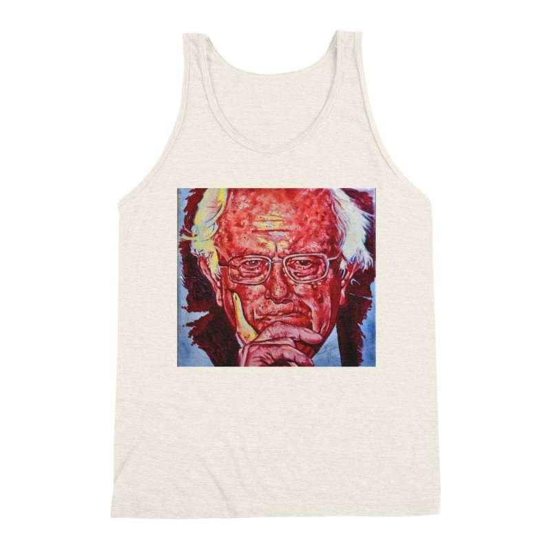 """bern Men's Triblend Tank by Art Prints by Seama available under """"Home"""""""