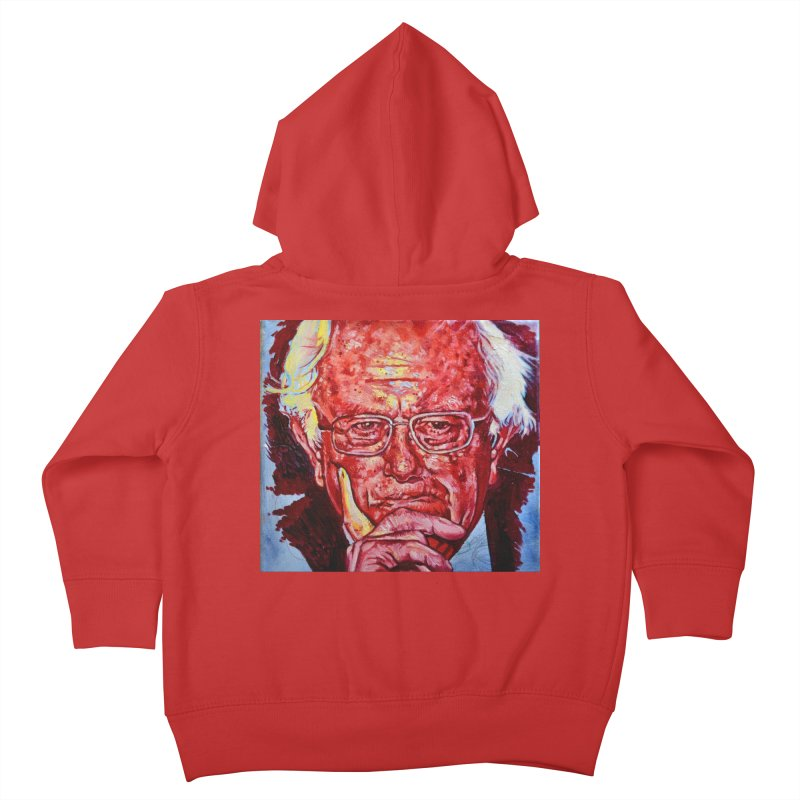 "bern Kids Toddler Zip-Up Hoody by Art Prints by Seama available under ""Home"""