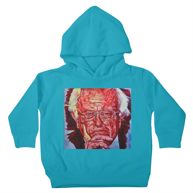 """bern Kids Toddler Pullover Hoody by Art Prints by Seama available under """"Home"""""""