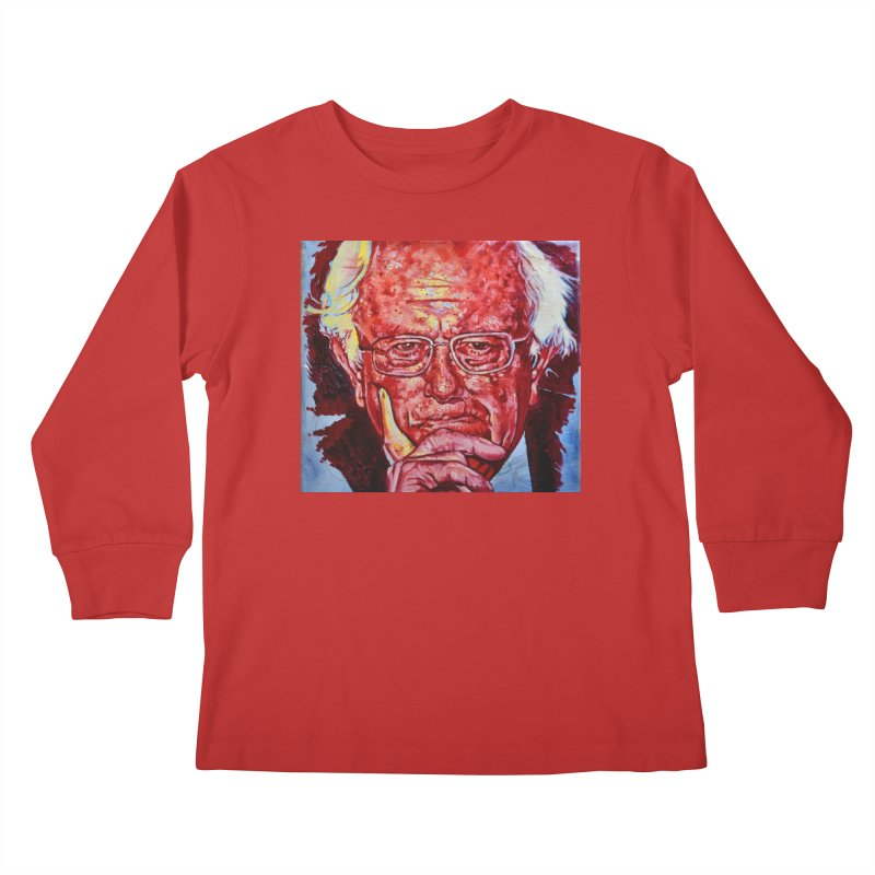 """bern Kids Longsleeve T-Shirt by Art Prints by Seama available under """"Home"""""""