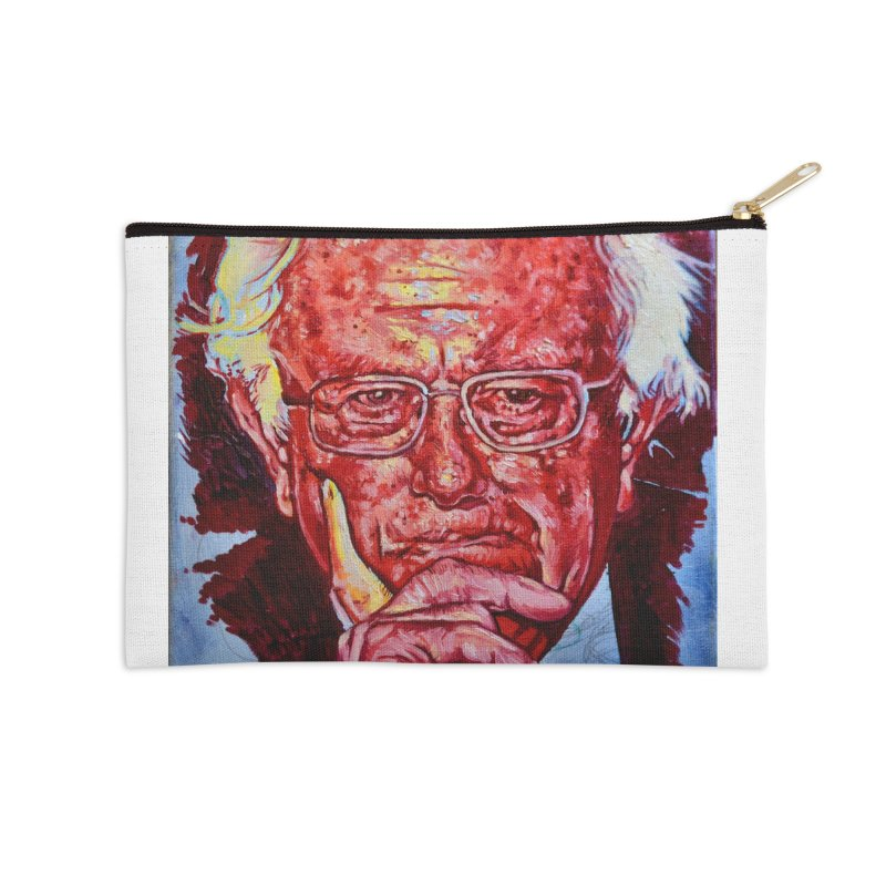 "bern Accessories Zip Pouch by Art Prints by Seama available under ""Home"""