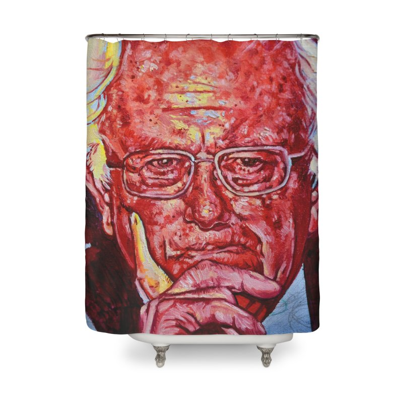 """bern Home Shower Curtain by Art Prints by Seama available under """"Home"""""""