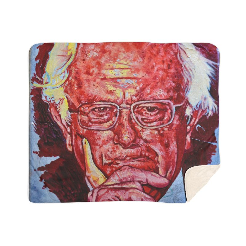 """bern Home Sherpa Blanket Blanket by Art Prints by Seama available under """"Home"""""""