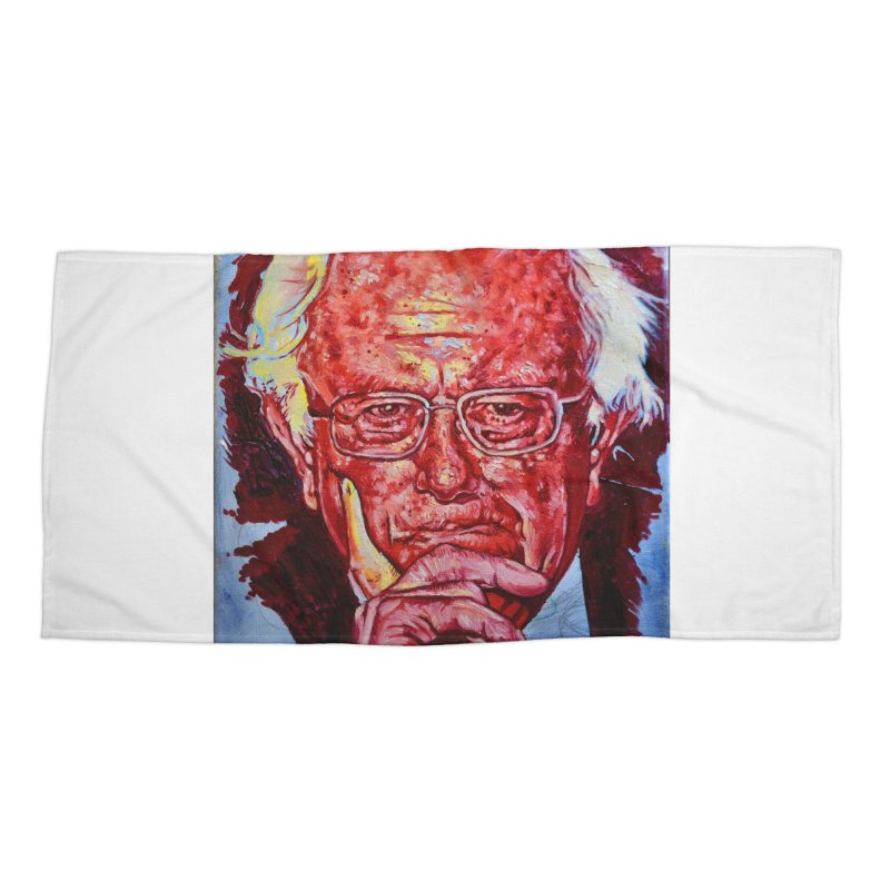 """bern Accessories Beach Towel by Art Prints by Seama available under """"Home"""""""
