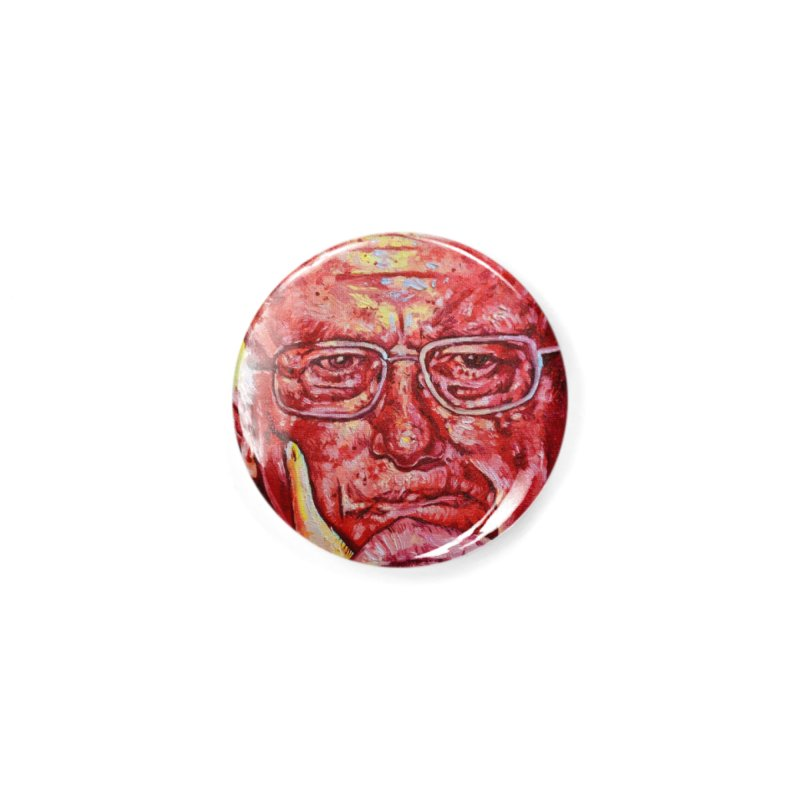 """bern Accessories Button by Art Prints by Seama available under """"Home"""""""