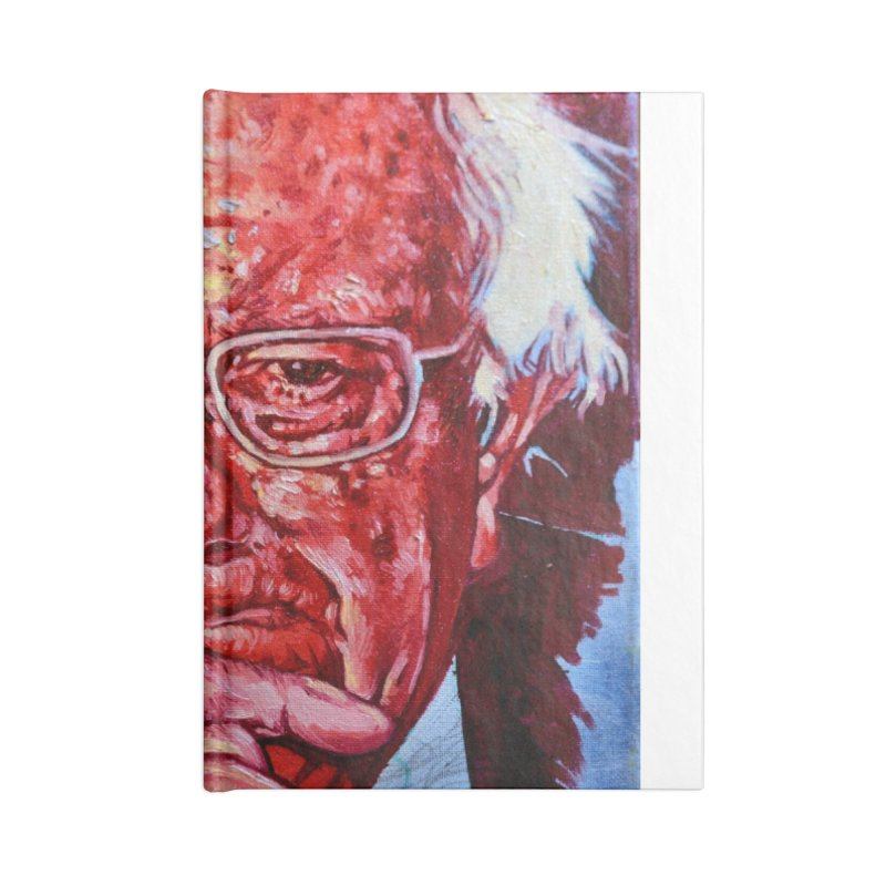 "bern Accessories Lined Journal Notebook by Art Prints by Seama available under ""Home"""