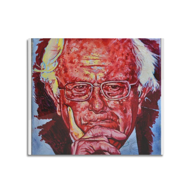 """bern Home Mounted Aluminum Print by Art Prints by Seama available under """"Home"""""""