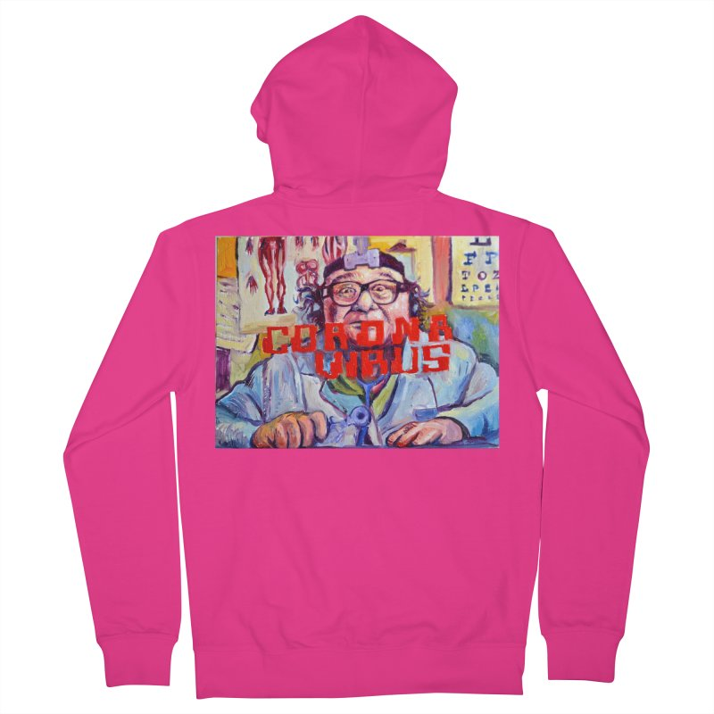 """i got the bug Men's French Terry Zip-Up Hoody by Art Prints by Seama available under """"Home"""""""