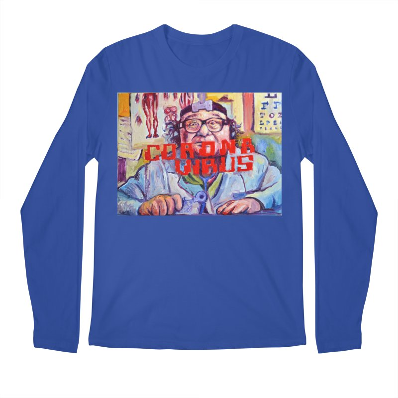 "i got the bug Men's Regular Longsleeve T-Shirt by Art Prints by Seama available under ""Home"""