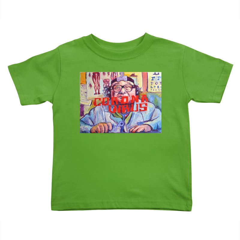 "i got the bug Kids Toddler T-Shirt by Art Prints by Seama available under ""Home"""