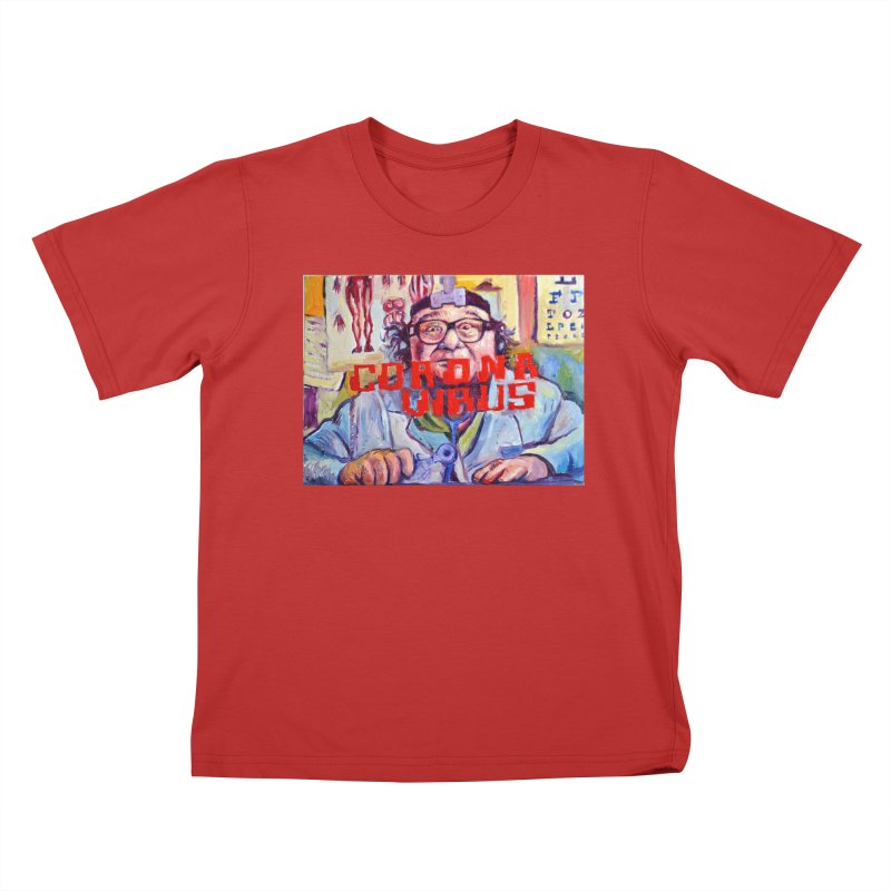 "i got the bug Kids T-Shirt by Art Prints by Seama available under ""Home"""