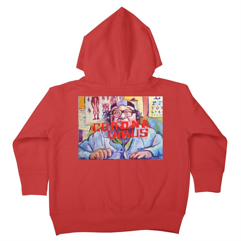 "i got the bug Kids Toddler Zip-Up Hoody by Art Prints by Seama available under ""Home"""
