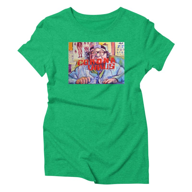 "i got the bug Women's Triblend T-Shirt by Art Prints by Seama available under ""Home"""