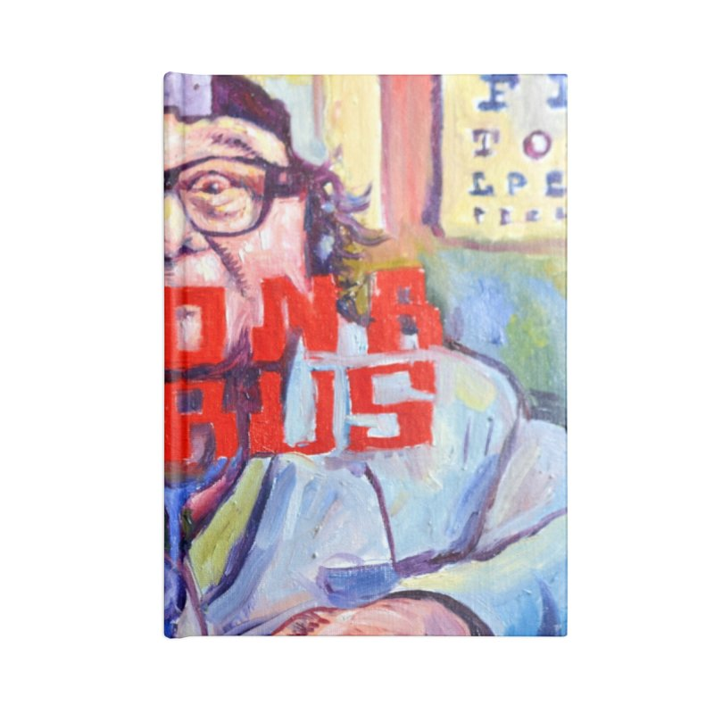 "i got the bug Accessories Lined Journal Notebook by Art Prints by Seama available under ""Home"""