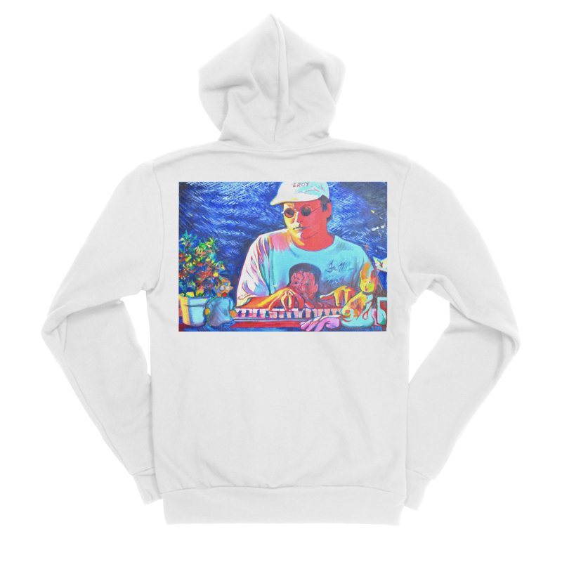 """another one Women's Sponge Fleece Zip-Up Hoody by Art Prints by Seama available under """"Home"""""""
