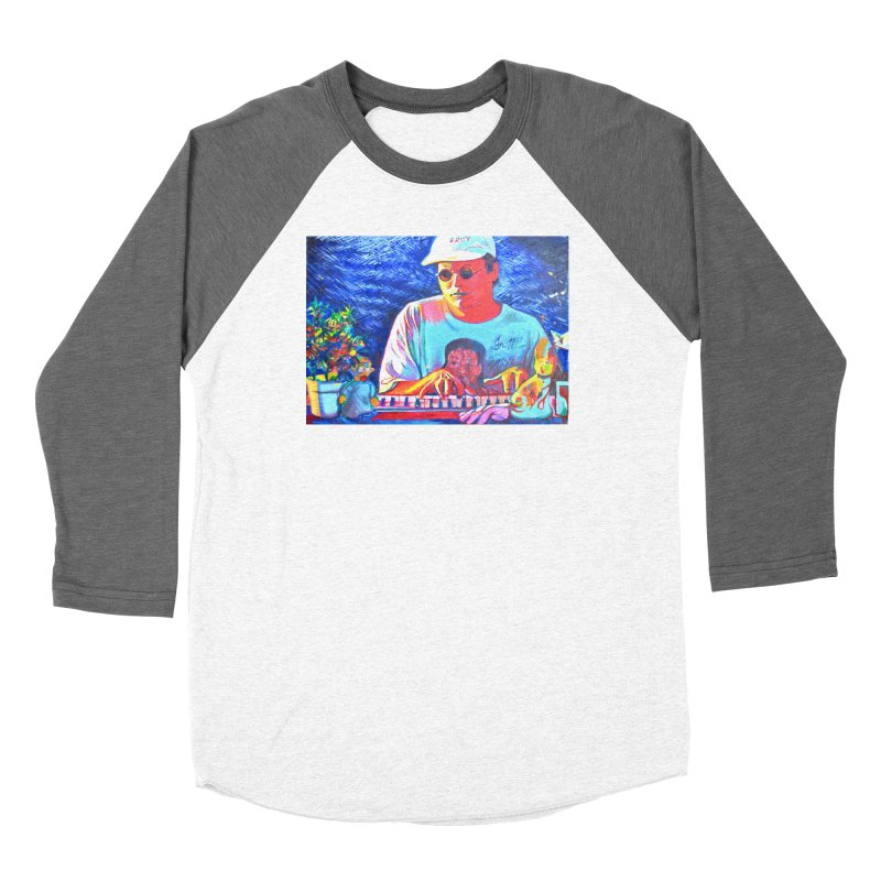 "another one Men's Baseball Triblend Longsleeve T-Shirt by Art Prints by Seama available under ""Home"""