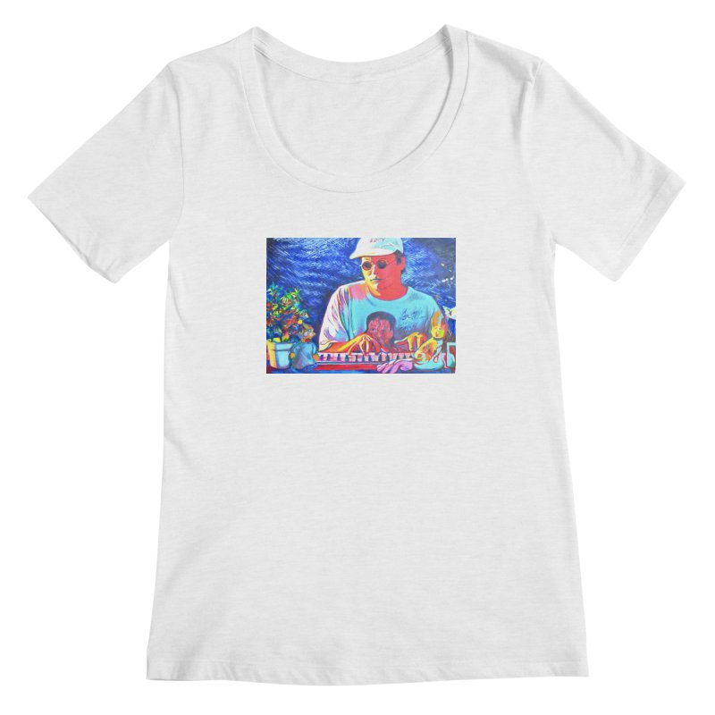"another one Women's Regular Scoop Neck by Art Prints by Seama available under ""Home"""