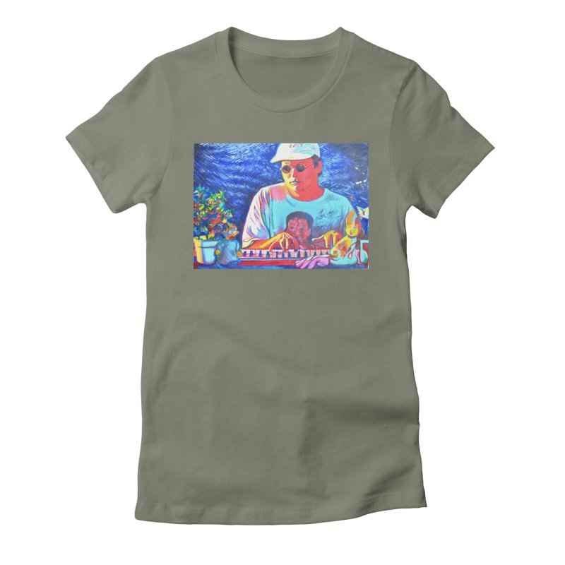 """another one Women's Fitted T-Shirt by Art Prints by Seama available under """"Home"""""""