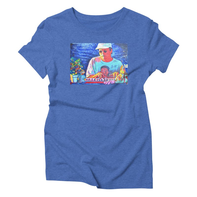 "another one Women's Triblend T-Shirt by Art Prints by Seama available under ""Home"""