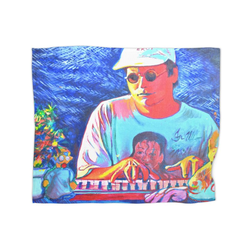 """another one Home Fleece Blanket Blanket by Art Prints by Seama available under """"Home"""""""