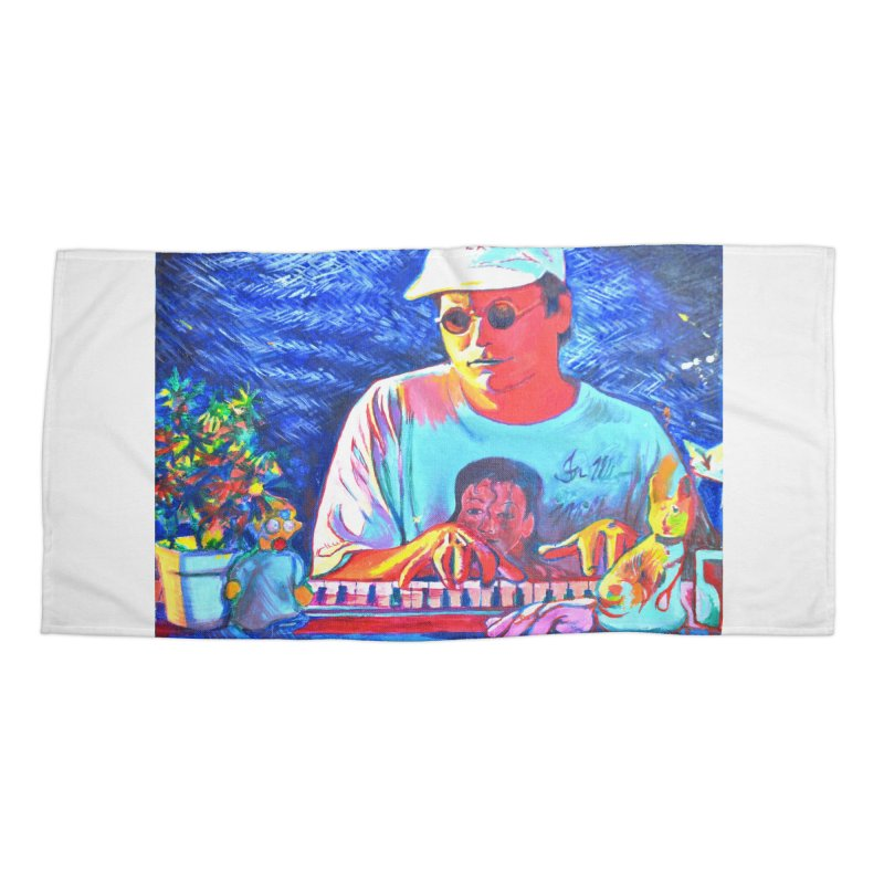 """another one Accessories Beach Towel by Art Prints by Seama available under """"Home"""""""