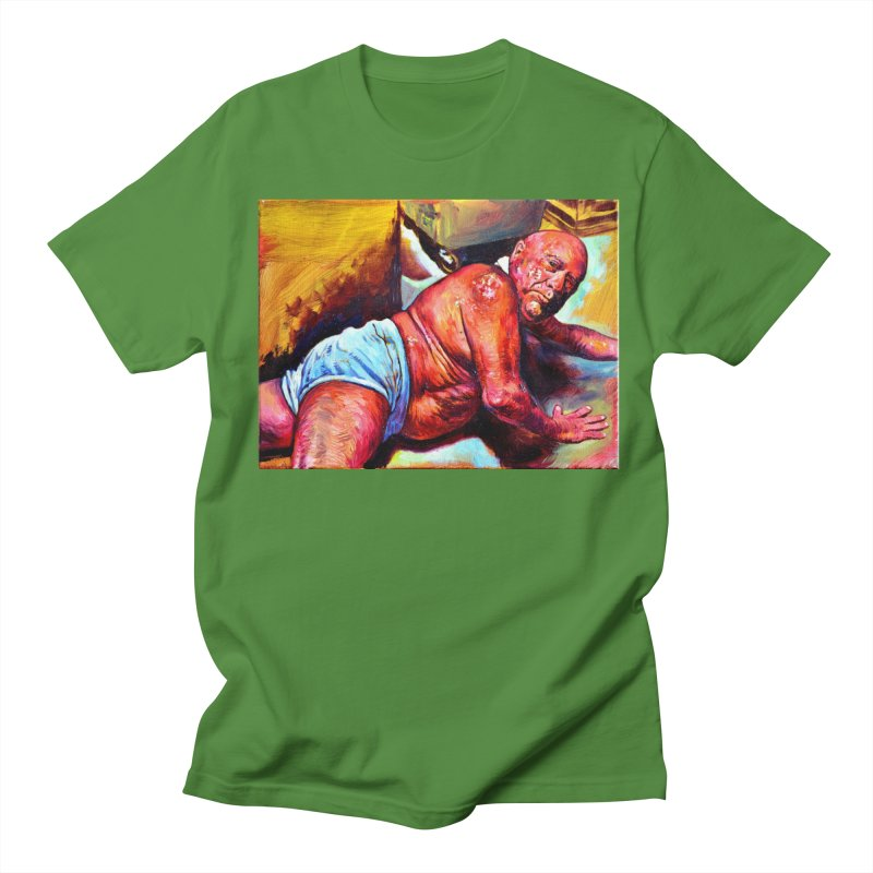 "pure Men's Regular T-Shirt by Art Prints by Seama available under ""Home"""