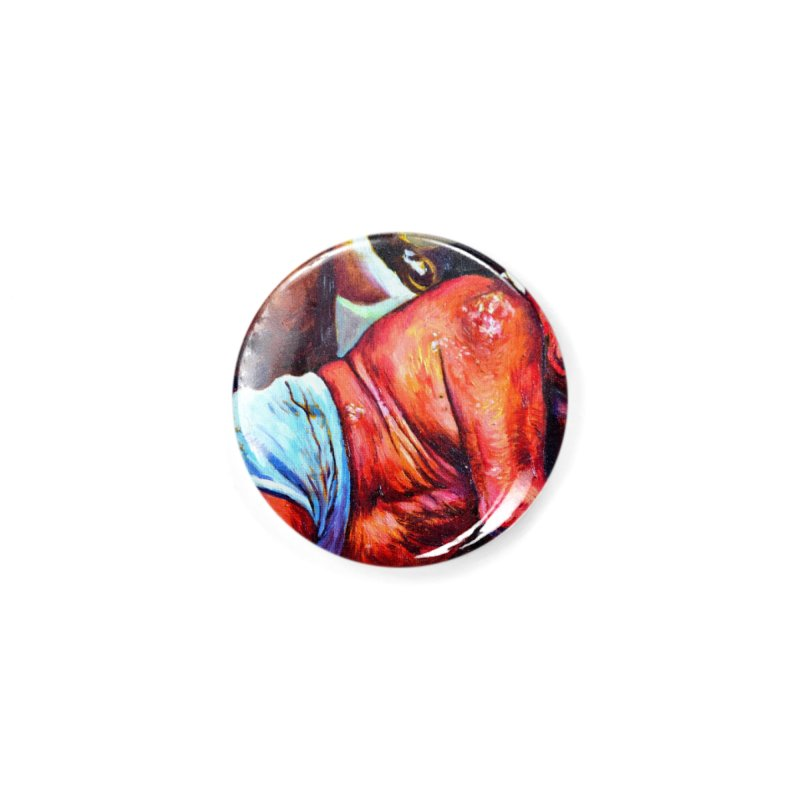 """pure Accessories Button by Art Prints by Seama available under """"Home"""""""